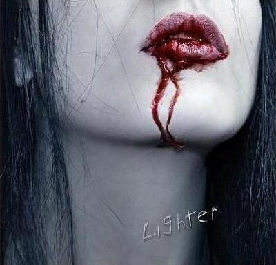 realistic blood effect in photoshop